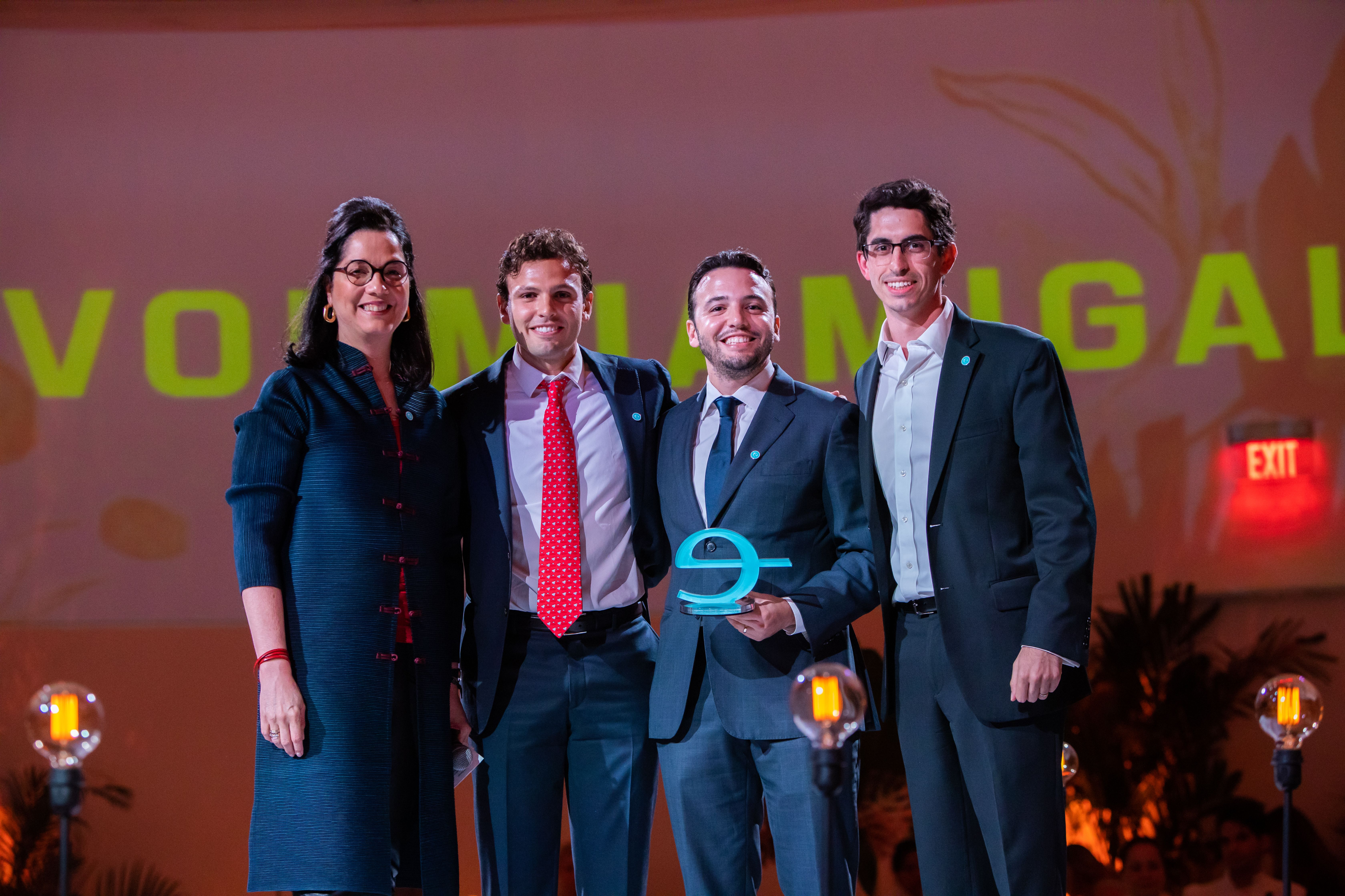ECOSYSTEMS' FOUNDERS, RICHARD AND LAWRENCE LAMONDIN, NAMED ENDEAVOR MIAMI ENTREPRENEURS OF THE YEAR